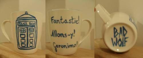 Doctor Who Mug :)