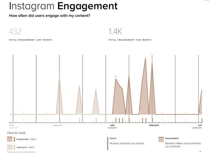 Real Instagram Growth and Engagement Results by The Socialite Media   www.welovesmedia.com