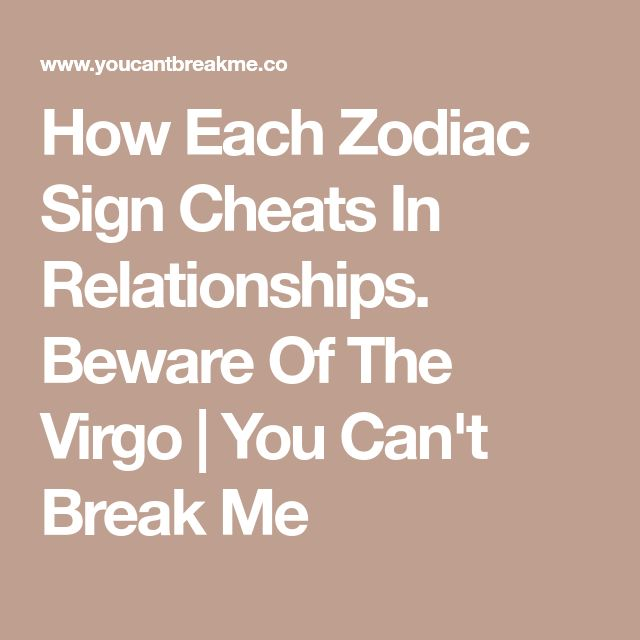 Cancer signs dating each other