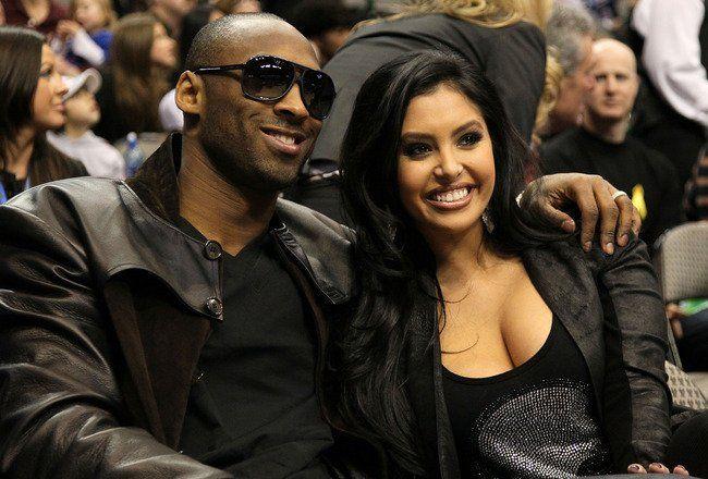 Kobe Bryant And Wife   Kobe Bryant's Wife Files For Divorce image kobe bryant e2 80 99s ...