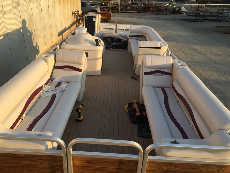 11 Best Images About My Pontoon Restoration On Pinterest