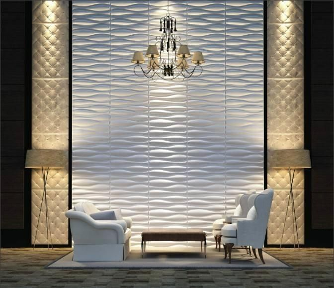 Wallpaper Decor Panel : Decorative d wall panel stereoscopic wallpaper for tv