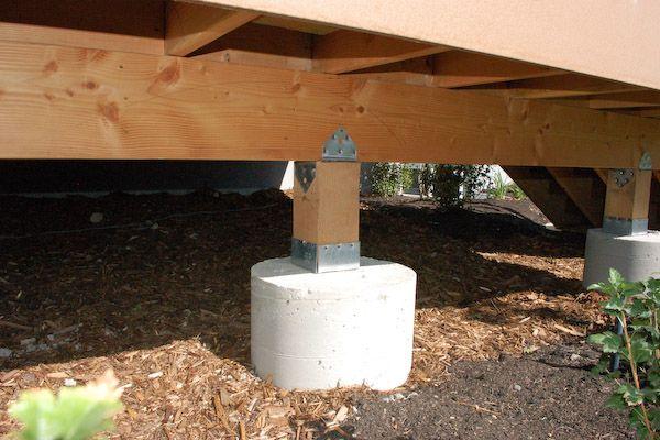 High Resolution Deck Foundations 15 Concrete Deck