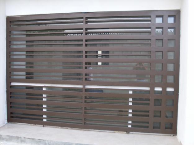 17 best images about puertas de cochera on pinterest - Puertas para cocheras ...