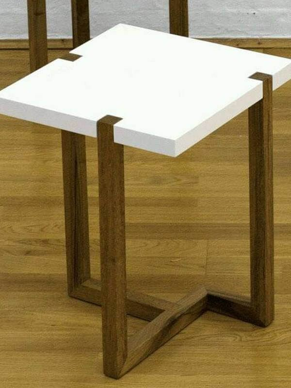 Pallets Designs Samal Teble Diy Furniture Wood Joinery Stool Design