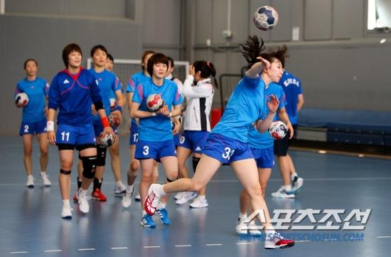 Team Korea Olympic Training Camp At Brunel University In