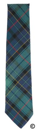 Leinster Province Tartan Tie