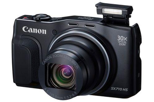 Appareil photo compact Canon PowerShot SX710 HS BLACK