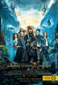 A Karib-tenger kalózai: Salazar bosszúja (Pirates of the Caribbean: Dead Men Tell No Tales) - Filmbázis