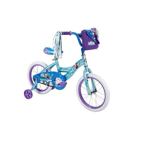"Girls' 16 Inch Huffy Disney Frozen Bike - Huffy - Toys ""R"" Us. With 25% off it's $75"