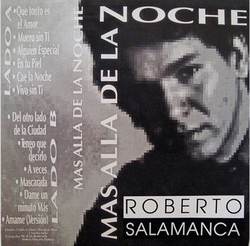 Roberto Salamanca - Más allá de la noche