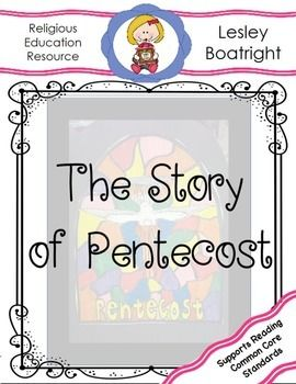 pentecost color sheet