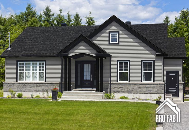 St-Laurent | Manufactured homes and prefab homes | Groupe PRO-FAB inc.