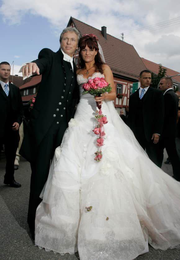 Uli Ferber Und Andrea Berg An Ihrer Hochzeit 2007 Andreaberg Schlager Schlagersangerin Promipool Andrea Berg Schlagersangerin Silbereisen