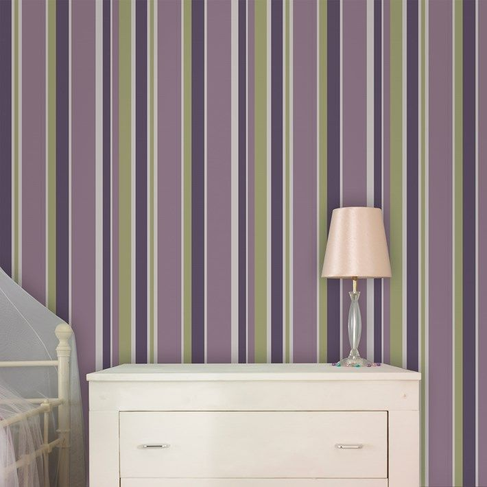 25 Best Ideas About Pink Striped Walls On Pinterest: 25+ Best Ideas About Purple Striped Walls On Pinterest