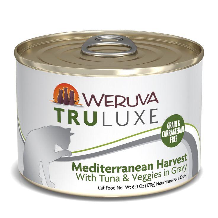Weruva TruLuxe Mediterranean Harvest with Tuna & Veggies