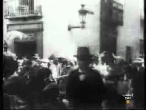 Hermanos Lumière, padres del cine moderno, pioneros en grabar Semana Santa de Sevilla