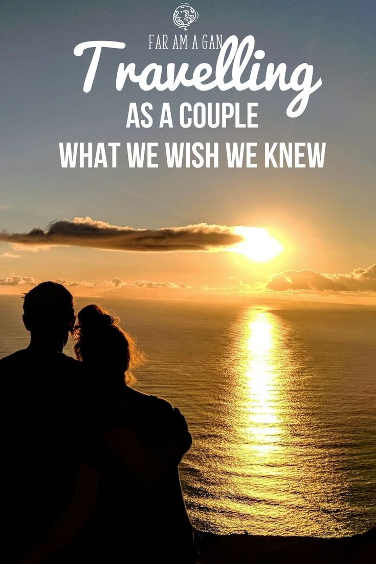 Ever wanted the truth behind those perfect #instagram snaps? What is it actually like #backpacking as a couple? This explains what we wish we were told before we set off. #hawaii #sunset #travelcouples #traveltips
