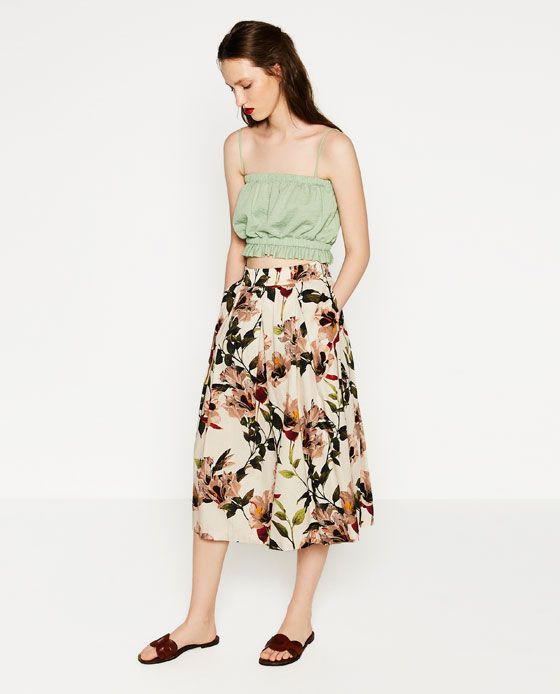 Image 1 of BANDEAU TOP from Zara