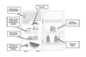 Casa Limpa #2: como limpar e organizar a geladeira - Casinha Arrumada
