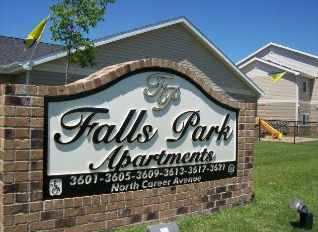 Falls Park Autumn Park Cottage Grove Sioux Falls