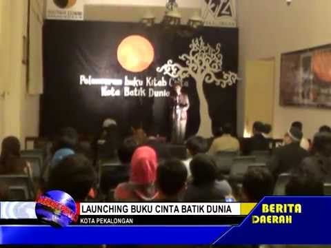 Peluncuran antologi Kitab Cinta Kota Batik Dunia, Museum Batik Pekalongan, 3 Februari 2015 #kotapuisi #lpplbatiktv #pekalongan