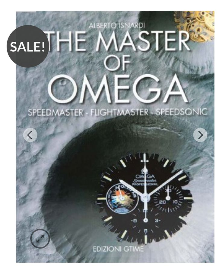 The Master of Omega – 30% discount + 1 gift + free gift wrapping upon request http://www.collectingwatches.com/product/the-master-of-omega/