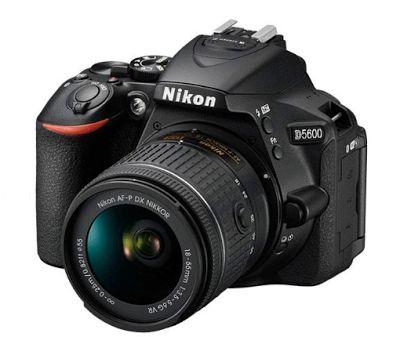 Xpres Go - Nikon D5600 Kit AF-P 18-55mm VR Kamera DSLR | specification