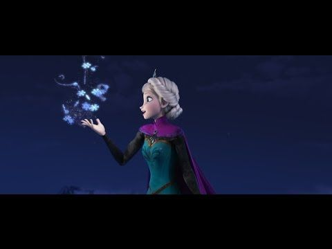 """Disney's Frozen """"Let It Go"""" Sequence Performed by Idina Menzel - YouTube 