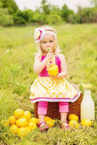 Pink Lemonade Party Dress //  Pink Lemonade by SweetBClothing, $49.50