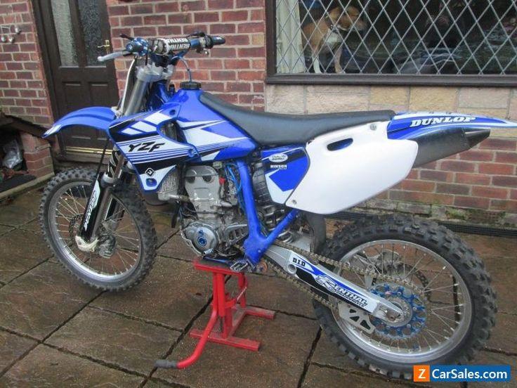 Yamaha YZF426 Motocross bike(ktmcrfrmzkxf450) #yamaha #yzf #forsale #unitedkingdom