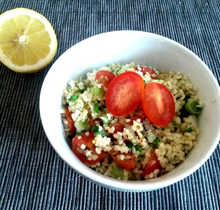 Bester salat zu gegrilltem