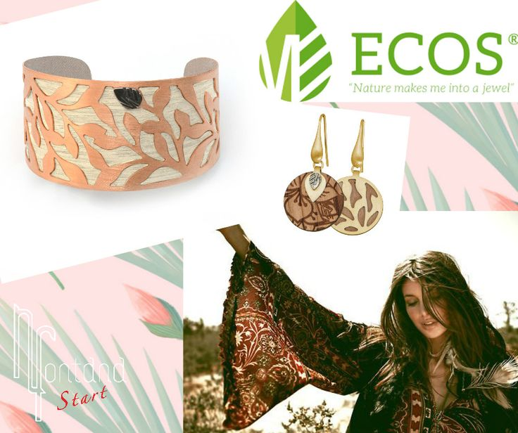 ECOS Jewel, #madeinItaly #legno #BeEco #Jewels #wood #Bologna #ecosostenibile #gioiellieco #summerstyle #viaIndipendenza