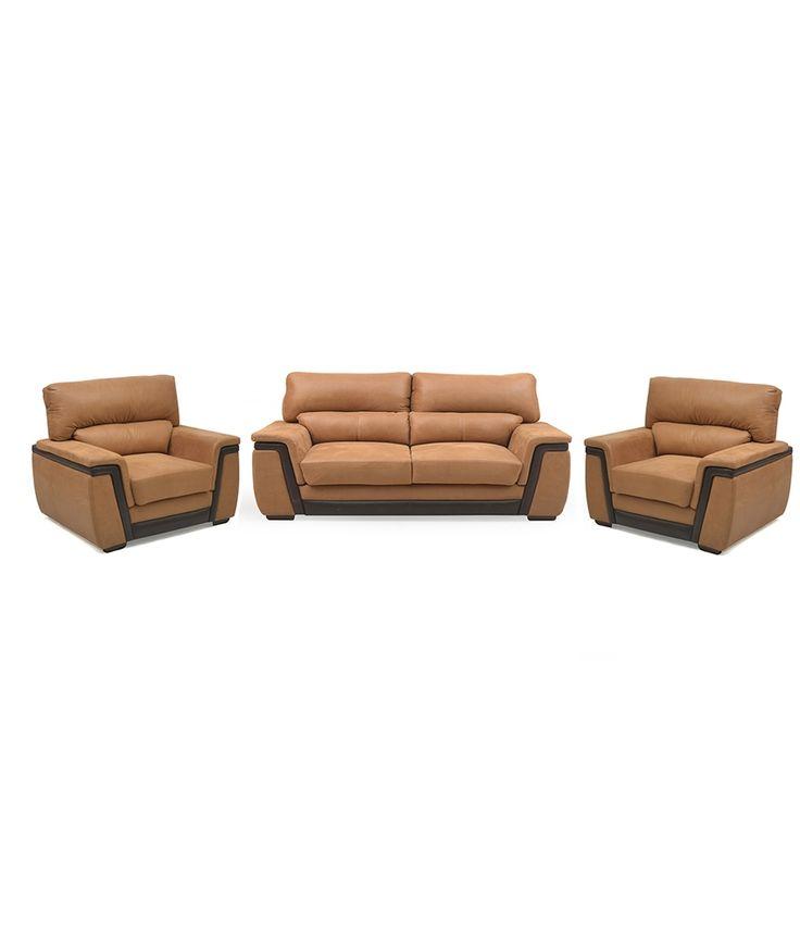 Maxwell Sofa Kit 3  1  1 - @home Nilkamal,  brown, http://www.snapdeal.com/product/maxwell-sofa-kit-3-1/1927426669