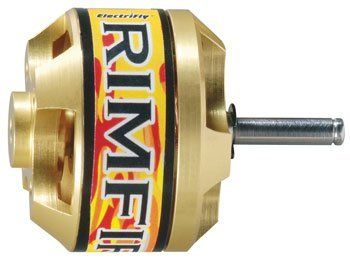 Great Planes Rimfire .10 35-30-1250 Outrunner Brushless Motor by Great Planes. Save 31 Off!. $54.99. Just as Ammo motors have revolutionized brushless inrunner technology, RimFire motors have done the same for outrunners! The combination of superior performance and a competitive price makes these power plants a great value. Plus, the wide selection means there s a RimFire motor that s ideal for whatever the application, including brushed-to-brushless upgrades as well as glow-to...