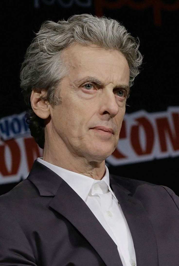 Peter Capaldi (Twelfth Doctor)
