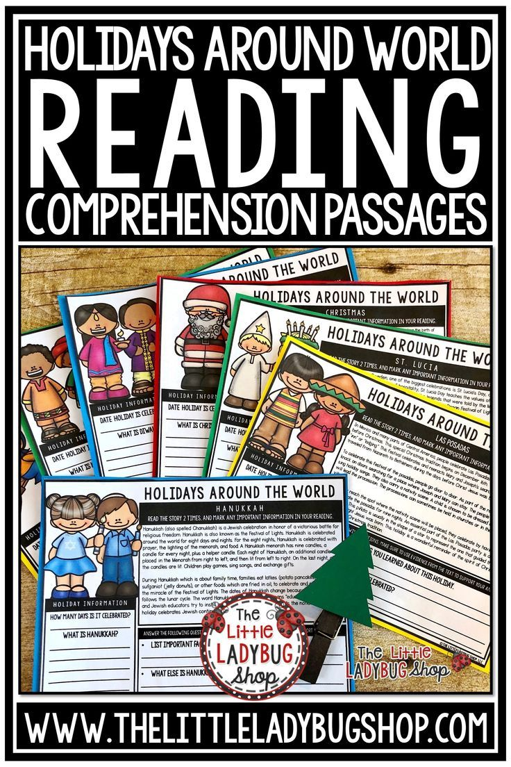 Winter Holidays Around The World Reading Comprehension Passages Thankful2019 Holidays Around The World Reading Comprehension Reading Comprehension Passages [ 1104 x 736 Pixel ]