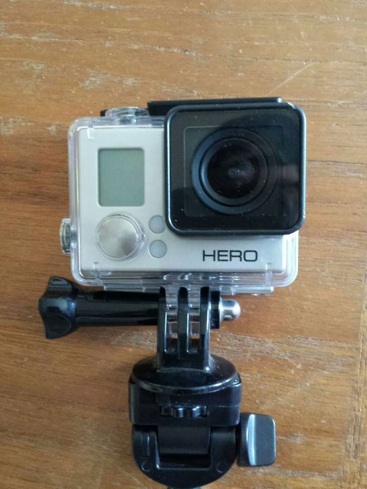 gopro hero 3 silver with extras