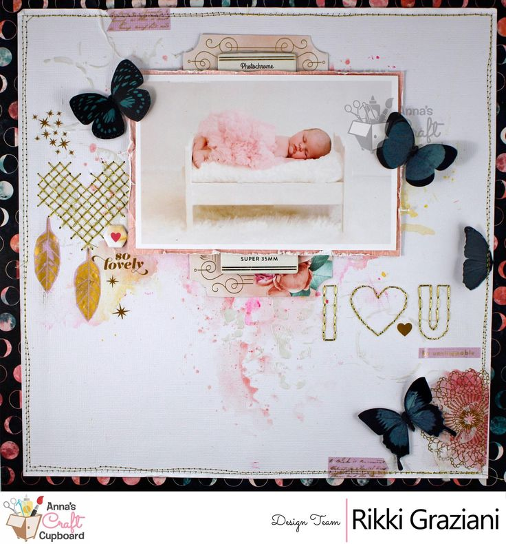This month our Facebook community challenge was created by Rachael Funnell. Here we have a DT inspiration reveal with Rikki Graziani's take on the challenge and what a stunning layout it is 😍😍😍 Come on over, be inspired, join in on the fun and you could win one of the fabulous prizes on offer!