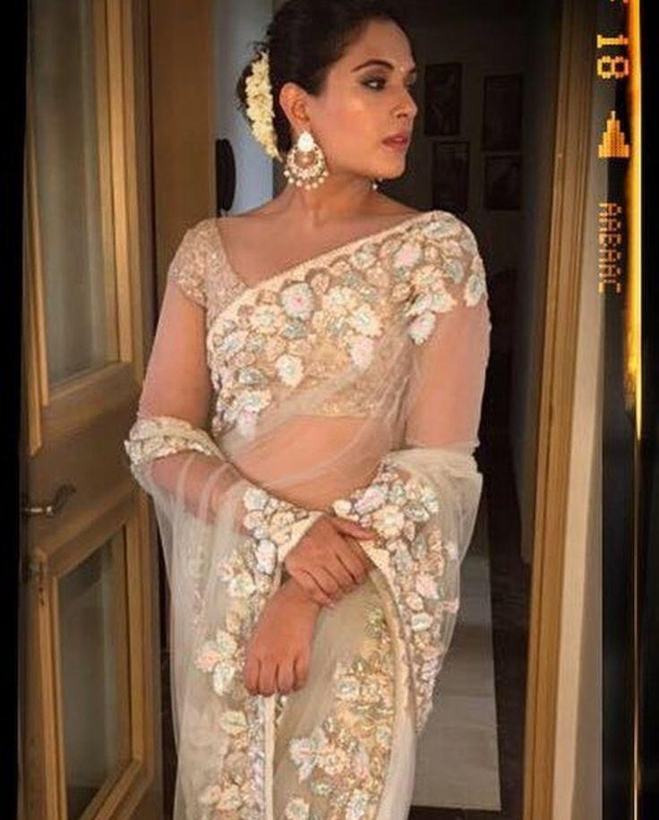 Manish Malhotra Saree