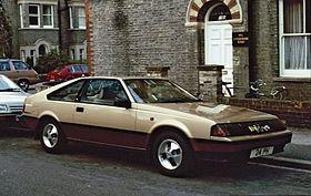 1987 Toyota Celica A60 Liftback