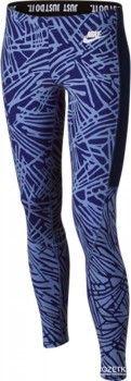 Леггинсы Nike Leg-A-See Aop Tgt Yth 728405-512 L (146-152 см)