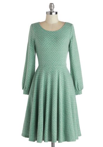 Fair Warming Dress, #ModCloth