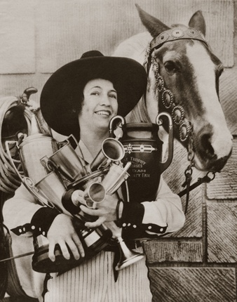 Rose Smith, Cowgirl Champion