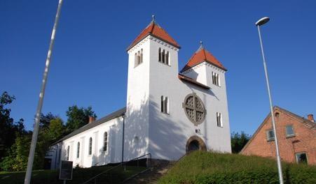 Holstebro Valgmenigheds Church - Holstebro, Denmark