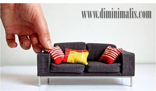 Desain Furniture Rumah Minimalis Pelengkap Kebahagiaan Anda