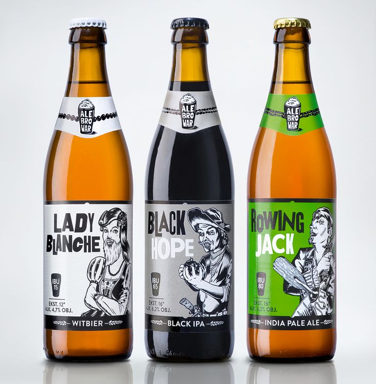 Designed by Ostecx Créative | Country: Poland: Alebrowar Brewery, Ales Browar, Creative Packaging Design, Beer Packaging, Brewery Alebrowar, Graphics Design, Beer Labels, Love Packaging Alebrowar1, Alebrowar Beer