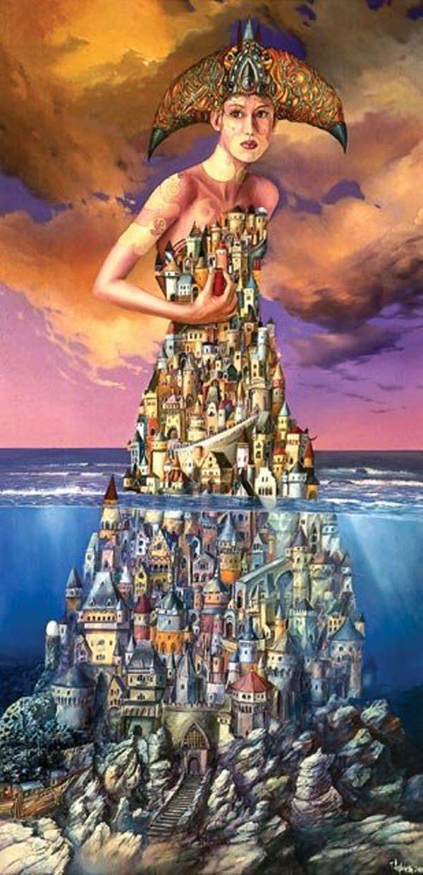 17 Best ideas about Magic Realism on Pinterest | Concept art ...