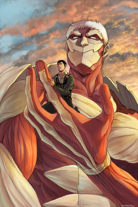 131 best Bertholdt, Annie and Reiner images on Pinterest ...