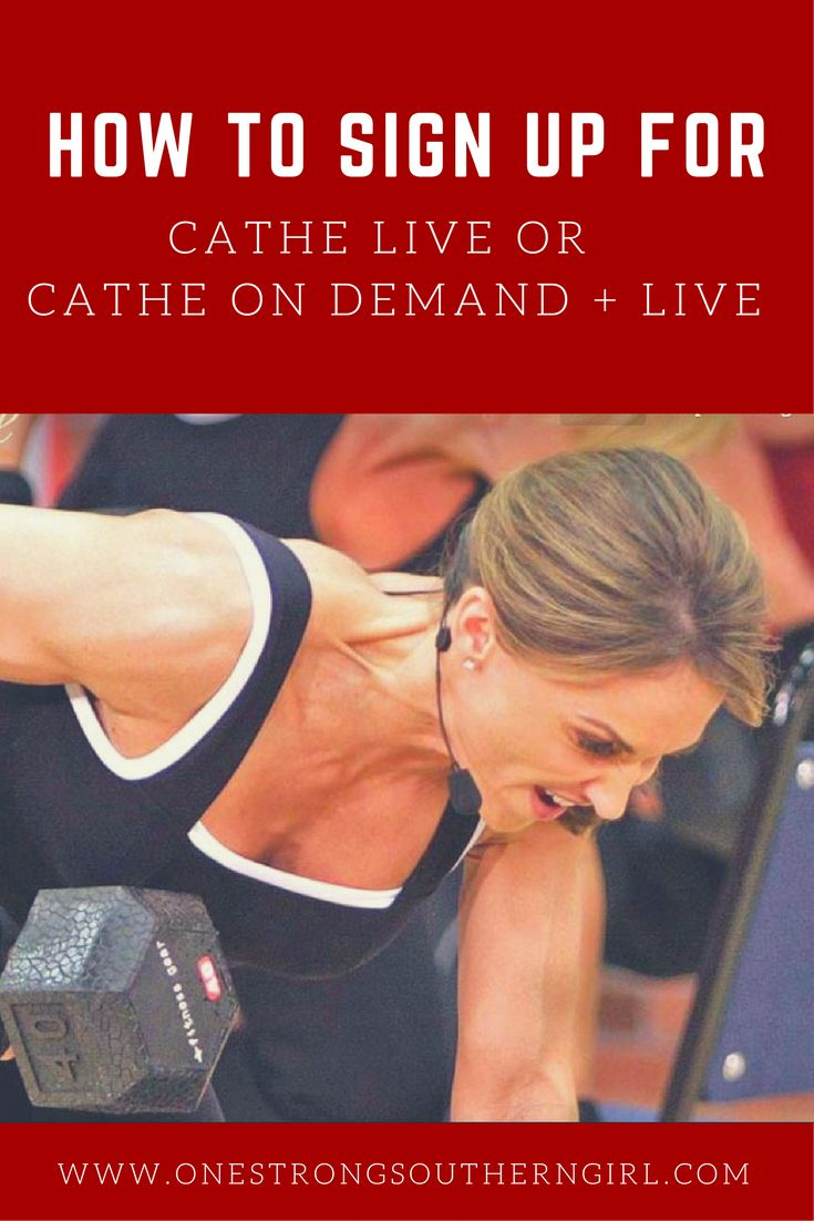 Find out exactly how you can access a new Cathe Friedrich workout every day